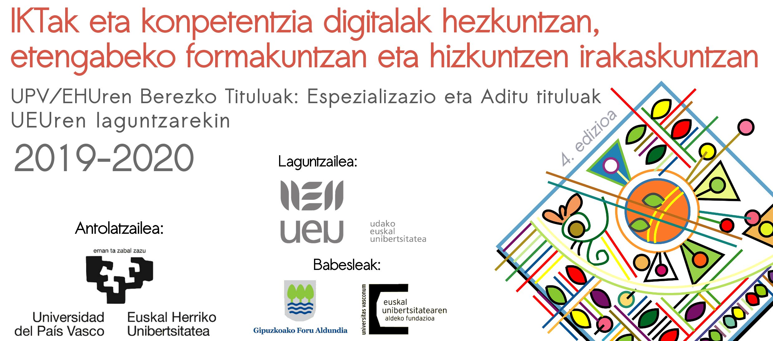 IKTak eta konpetentzia digitalak hezkuntzan